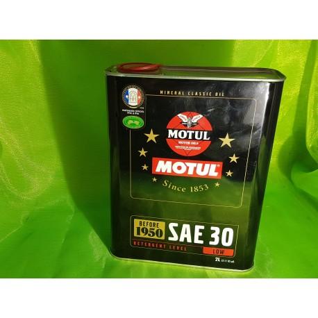 Olio Motore Motul Sae30 2 lt