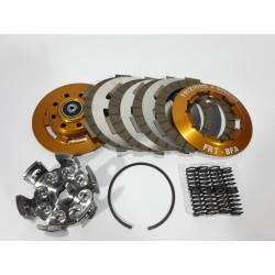 Frizione Smallframe 5 Dischi -chiavetta- BFA