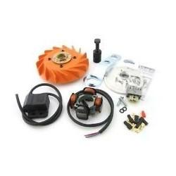 Accensione elettronica QUATTRINI VESPATRONIC cono 19mm - 1Kg - Smallframe