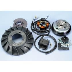 ACCENSIONE ELETTRONICA VESPA PX-PE 125/150/200 (12V)